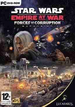 Descargar Star Wars Empire At War Forces Of Corruption [English] por Torrent